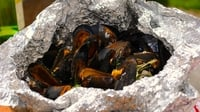 Mussels in a bag with garlic and wine - Mark Doe from Killarney's Just Cooking School shares a sumptuous summer recipe