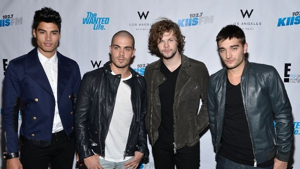 The Wanted have admitted to a huge bust-up in Vegas