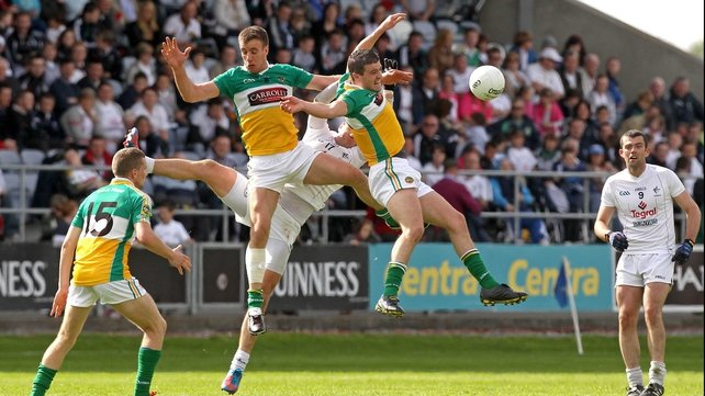 Kildare saw off Offaly at the same stage last year
