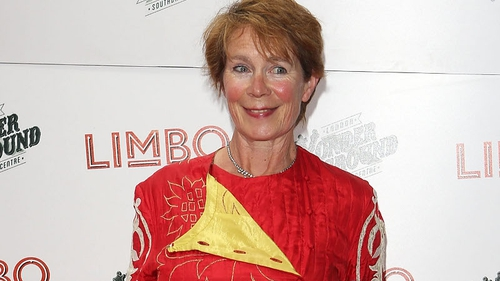 "Celia Imrie has said that she's ""very excited"" about her debut novel"