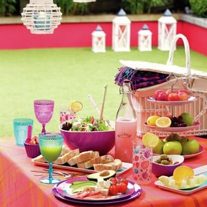 All picnic accessories available from Heatons