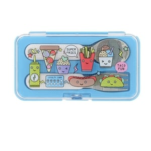 Childrens' cutlery set, available in Paperchase concessions and on Paperchase.co.uk