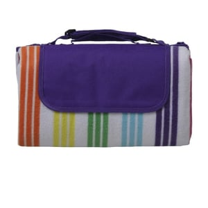Picnic rug, €6, available from Penneys.