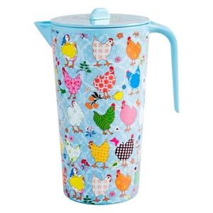 Rice at Debenhams Melamine blue hen patterned jug €24.