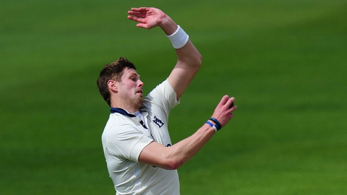 Former Ireland bowler Boyd Rankin has impressed for England
