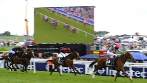 Moth was last seen finishing fourth behind Talent at Epsom
