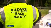 Two dead in Athy crash