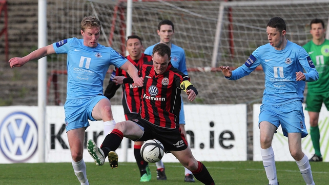 Bohs start life after Aaron Callaghan with a trip to Wicklow