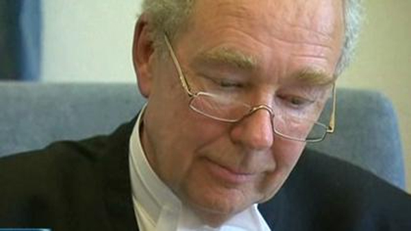 Mr Justice Nicholas Kearns said the High Court had no entitlement to deal with the application