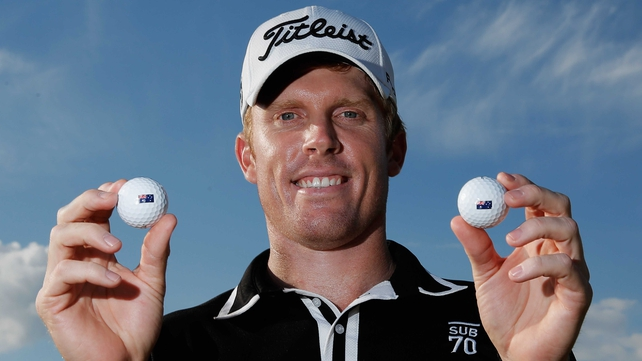Andrew Dodt: 'I didn't putt very well so I'm glad I was able to hole with a long club'