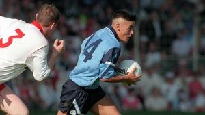 Jason Sherlock helped Dublin to All-Ireland success in 1995