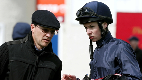 Joseph O'Brien took the jockeys' title last year with a record tally of 126