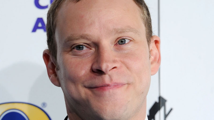 Robert Webb on being told 'to man up'