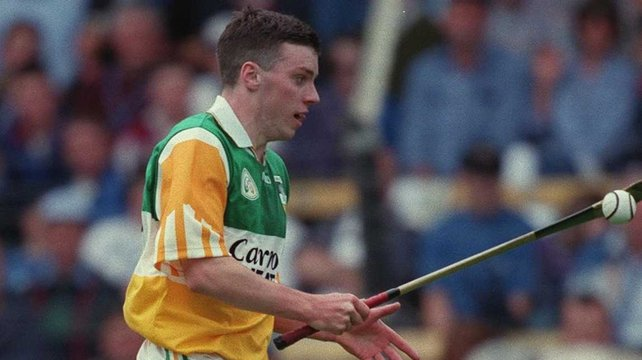 Cillian Farrell has stepped down as Meath manager