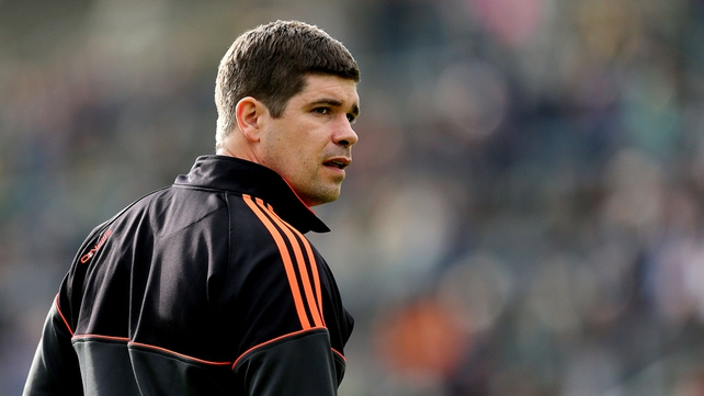Kerry boss Eamonn Fitzmaurice manages Pobalscoil Chorca Dhuibhne