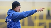 Cheddar Plunkett resigns as Laois manager