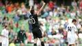 Double for Keane as Ireland dismiss 10-man Georgia