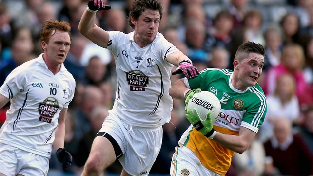 Kildare now meet Dublin in the semi-finals while it's the Qualifier route for the Faithful