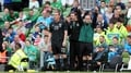 Dunne delighted with Ireland run-out