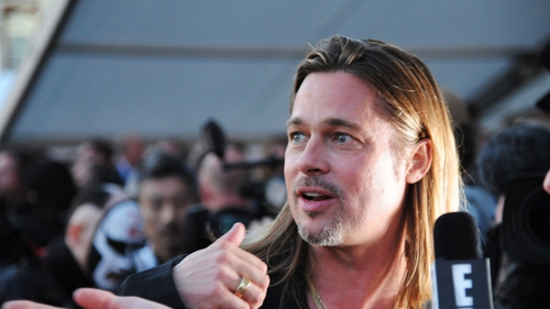 Brad Pitt hopes for World War Z sequels