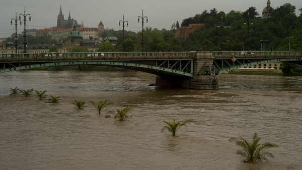 Eight have been reported killed due to flooding in Central Europe