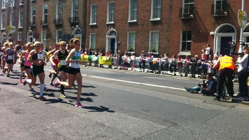 Thousands competed in the Flora Women's Mini Marathon in Dublin