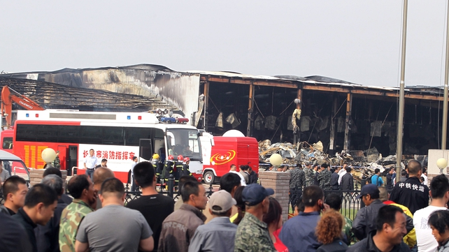 Death toll expected to rise as more bodies were recovered from the charred building
