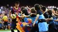 Neymar relishing link-up with Messi