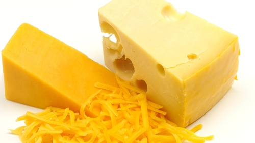 The closure of farmers' markets as well as the closure of many food services outlets has hit demand for Irish cheese
