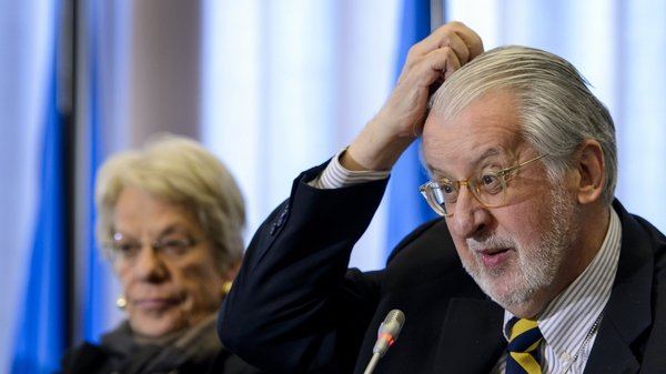 Paulo Pinheiro said his team interviewed victims, refugees who fled some areas and medical staff