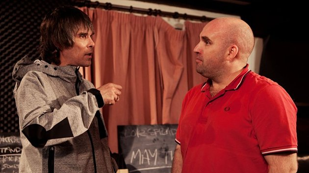 Ian Brown talks to director Shane Meadows