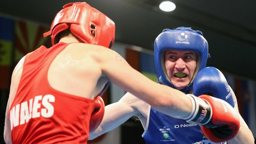Paddy Barnes is looking to add to his impressive collection of international medals