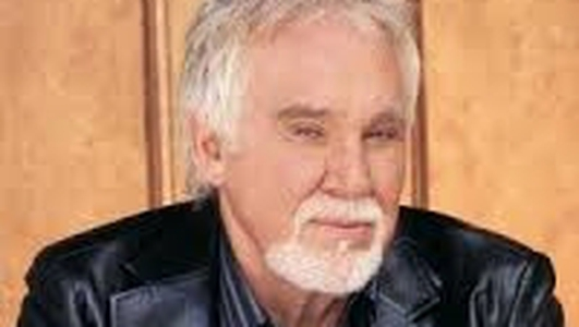 American country singer Kenny Rogers