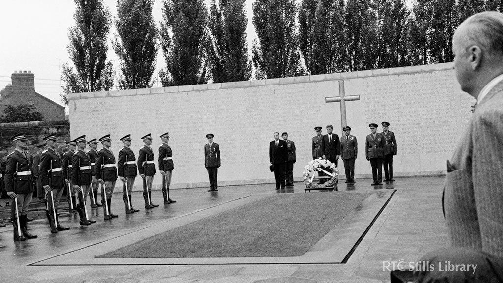 Arbour Hill 28 June 1963