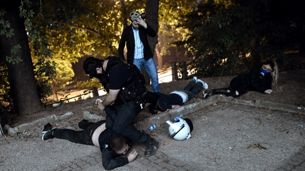 Today is the sixth consecutive day of unrest across Turkey