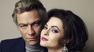 West and Bonham Carter - Starring in new BBC drama