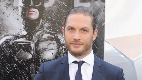 Tom Hardy - new ITV wildlife series