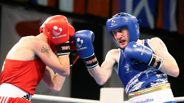 Two-time Olympic bronze medallist Barnes will move up from 49kg to the 52kg class