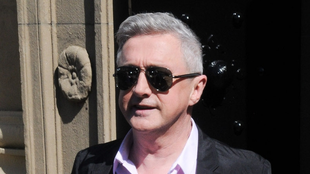 Louis Walsh is delighted to have his old pal Sharon Osbourne back on The X Factor