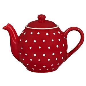 Debenhams Cream 'Dotty Rose' teapot €39, available from Debenhams.