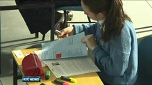 Over 100,000 students begin State exams