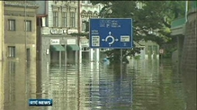 At least 12 dead in floods in central Europe
