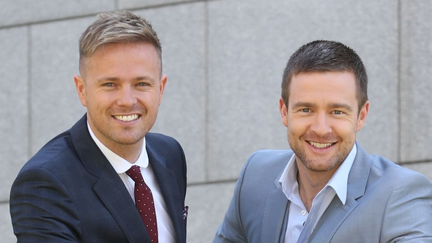 Nicky Byrne and Aidan Power will present The Hit on RTÉ One