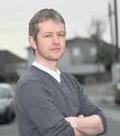Poet Colm Keegan