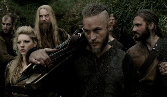 Series: vikings tv show