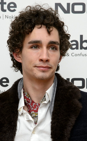 Robert Sheehan is to star in a new supernatural thriller called The Messenger