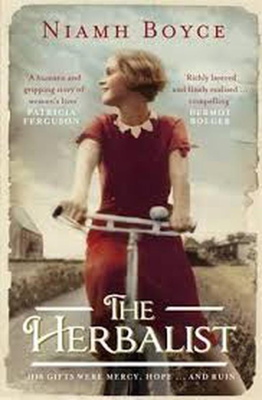 Niamh Boyce's book 'The Herbalist'