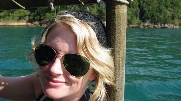 Sinéad Kennedy in Brazil