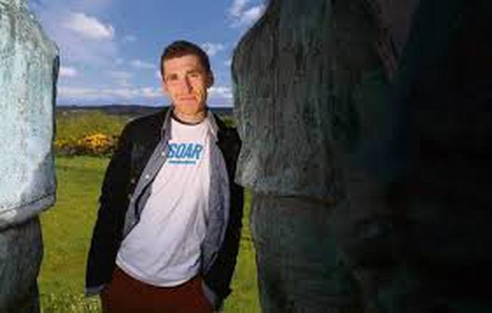 Wexford hurler Diarmuid Lyng