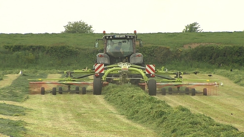 Joe Healy said some farmers have not had three consecutive dry days since July